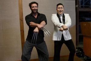 Gangnam Style with Werewolf